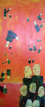 Malerei Begegnungen05