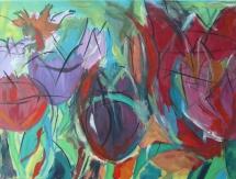 Tulpen 80x60